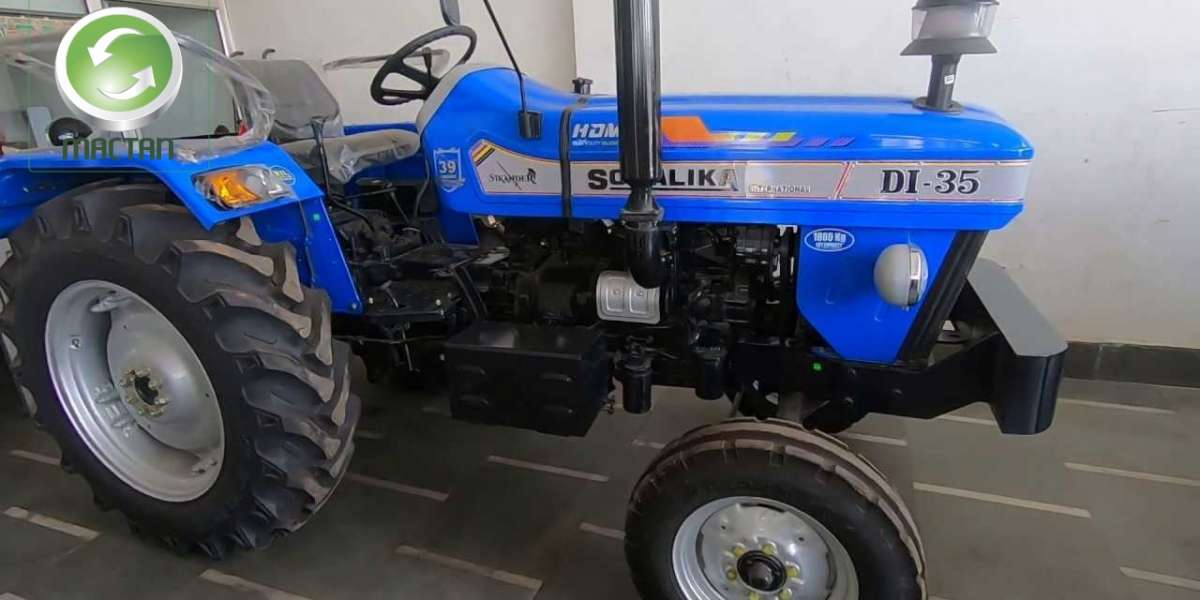Sonalika 35 DI Sikander - Most Popular Tractor Brand In India