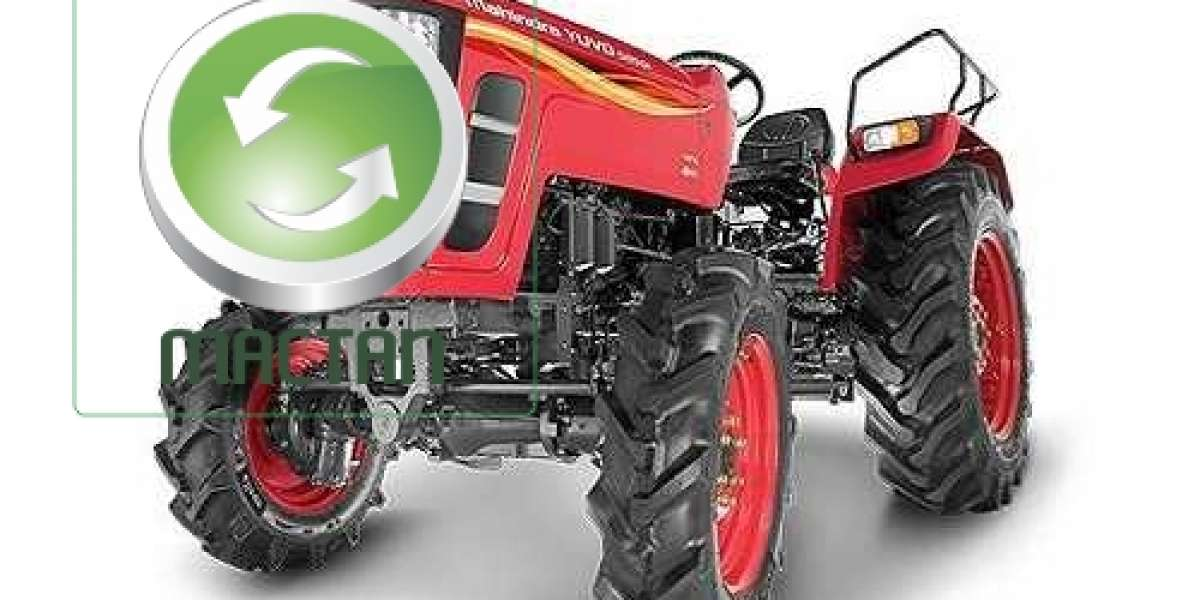 Mahindra Yuvo 585 Mat Tractor - Price And Specifications