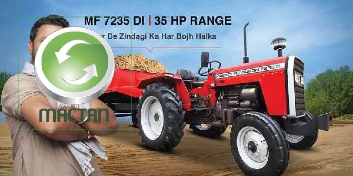 Massey Ferguson Tractor - Finest Brand of a Tractor in India
