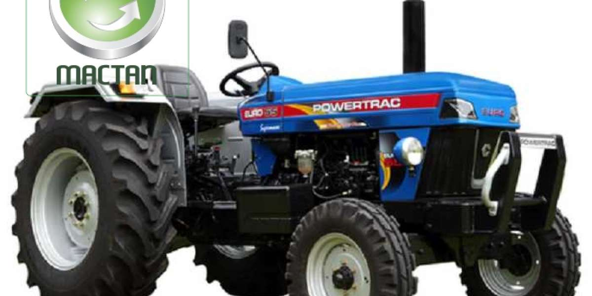 Powertrac Tractor - Most Trustful Tractor Brand in India