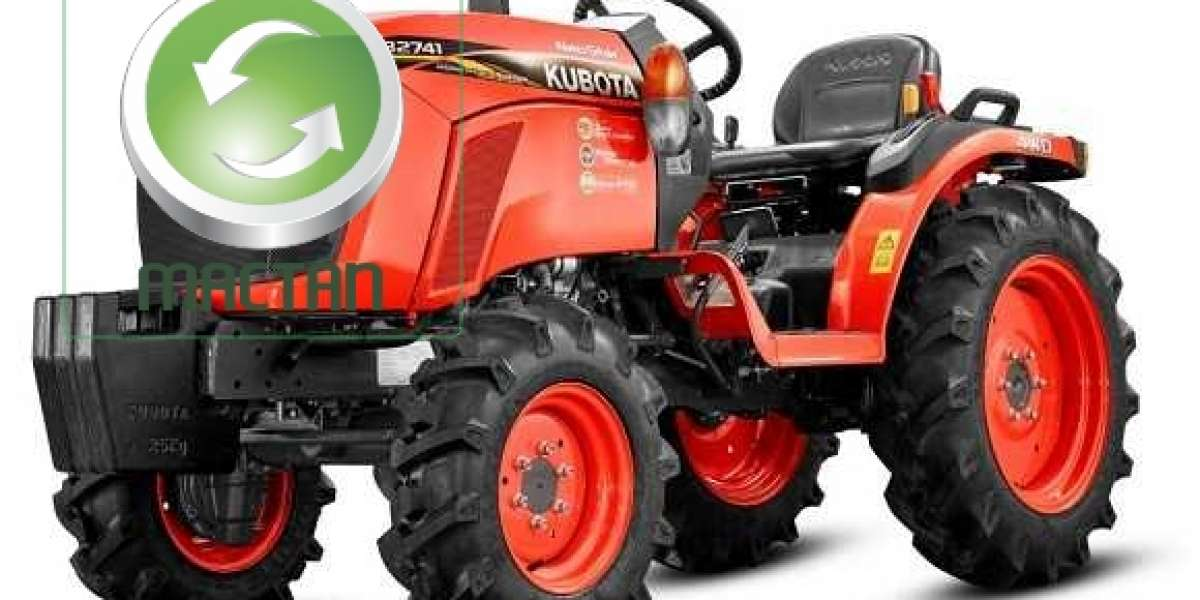 Kubota B2741 Tractor Model - With Excellent Features and price