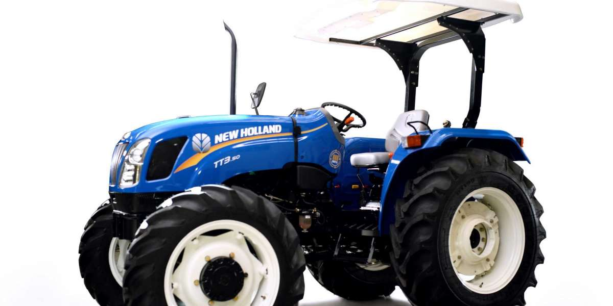 New Holland Tractor - Durable and Reliable for Indian Farmer